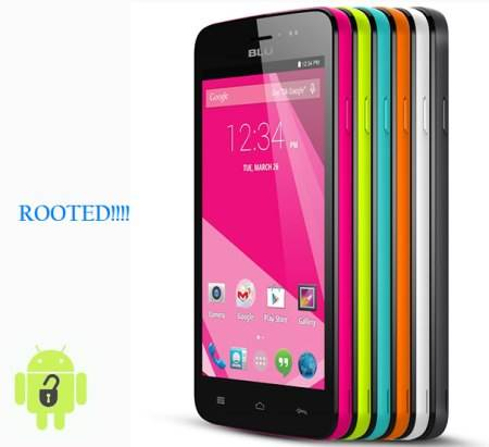 How To Root BLU Studio 5.0 C Without PC
