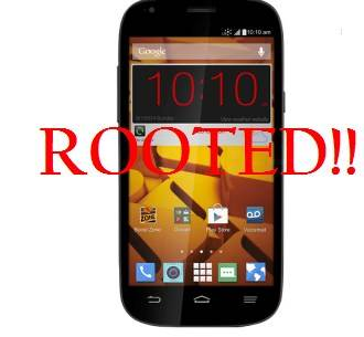 Zte Wrap sync root