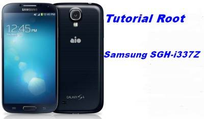 root Samsung SGH-i337Z