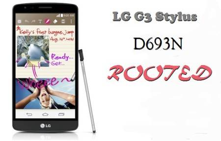 How To Root LG G3 Stylus Kitkat And Lollipop - DroidBeep