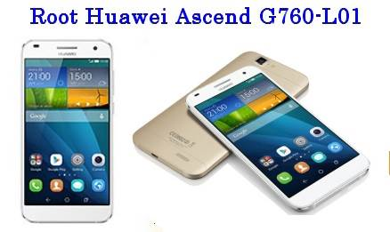 How To Root Huawei Ascend G7 (G760-L01) Without PC - DroidBeep