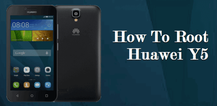 Root Huawei Y5 (Y560-U02) Without PC