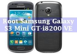 Root Samsung Galaxy S3 Mini GT-i8200 VE Without PC