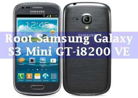 root samsung s3 mini