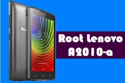 Easy Root Lenovo A2010 Android Lollipop Without PC