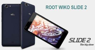 Get Rooting Wiko Slide 2 Without PC