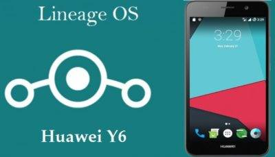 LineageOS 14.1 – First Android Nougat ROM Released For Huawei Y6.