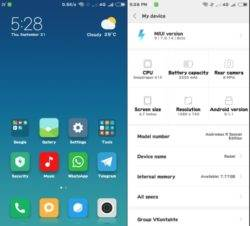 How To Install MIUIPRO 10 Custom ROM On all Xiaomi Devices - DroidBeep