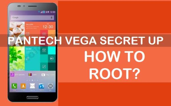 ROOT PANTECH VEGA SECRET UP IM-A900K