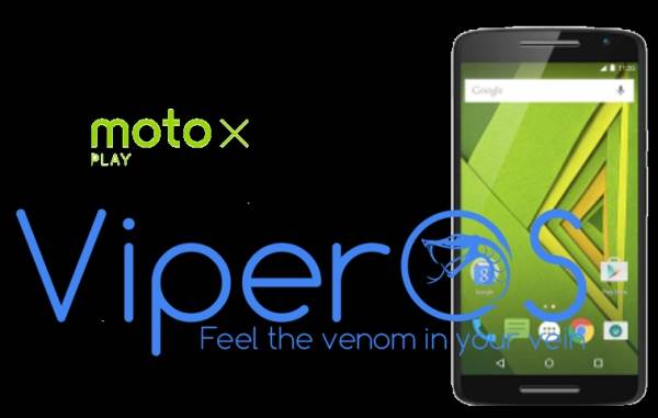 Install Latest ViperOS Android 7.1.2 Nougat Custom ROM on Moto X Play
