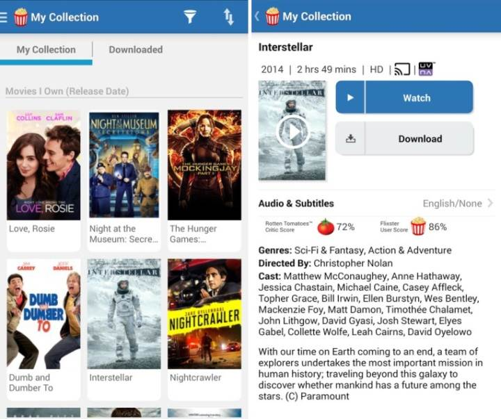 Flixster Video APK Entertainment Apps For Android