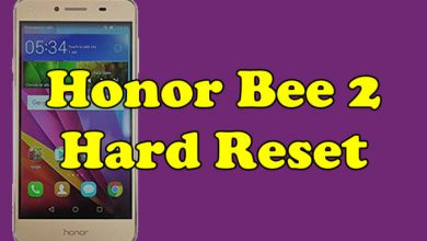 Honor Bee 2 Reset