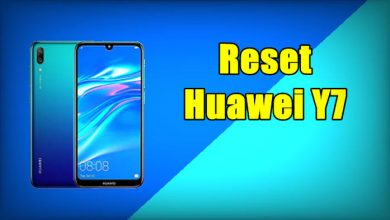 How To Reset Huawei Y7